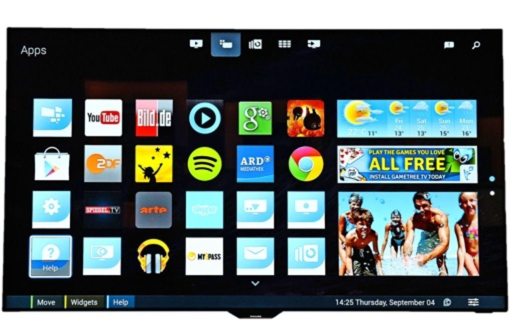 Smart TVs bieten viel – auch viel  Unerwünschtes. Foto: dpa