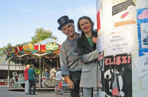 Eliszis Jahrmarkttheater erhält eine  Förderung