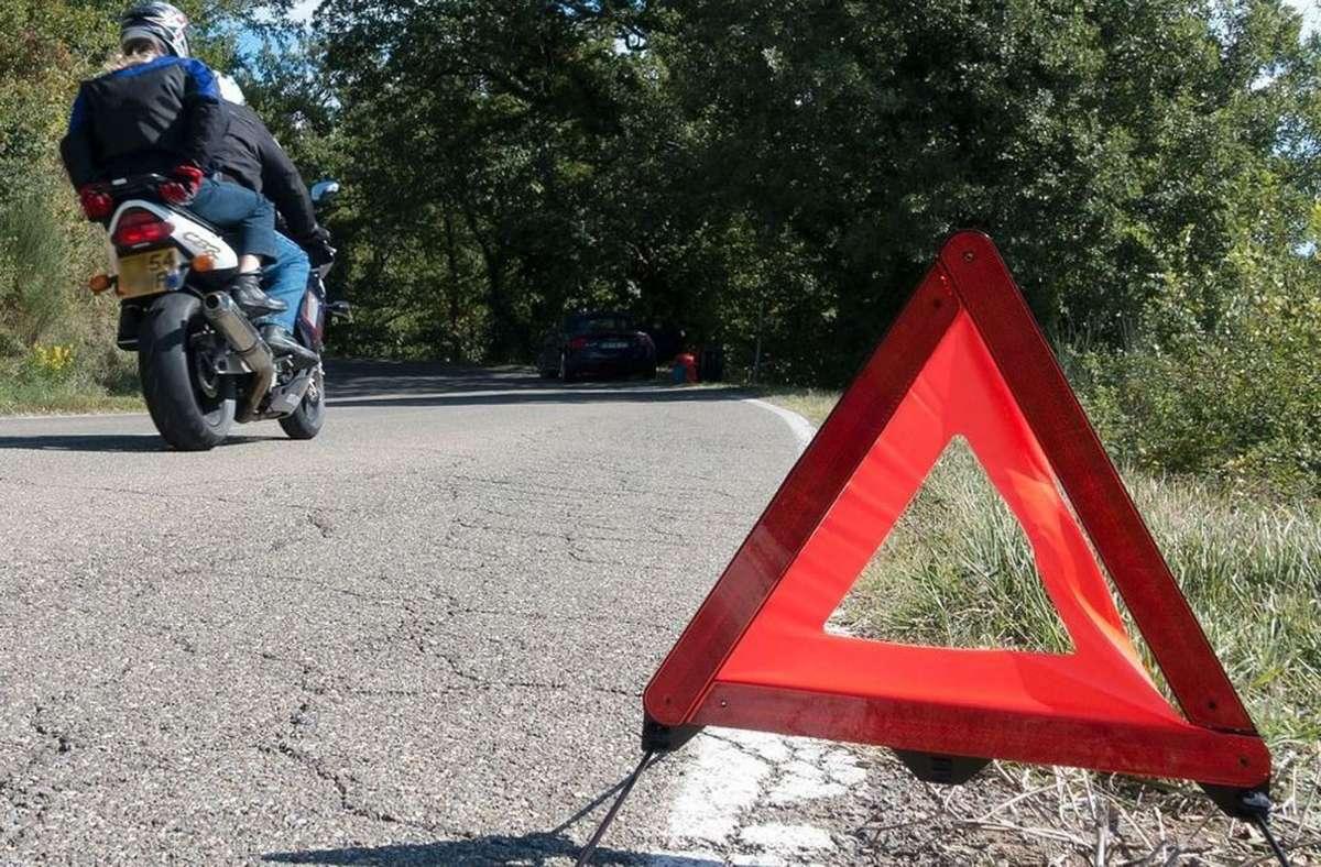 Der Unfall führte zu Verkehrsbehinderungen. (Symbolfoto) Foto: pixaby