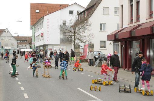 Kinder sollen die Straße zurückerobern