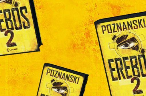 """""""Erebos 2"""" von Ursula Poznanski"""