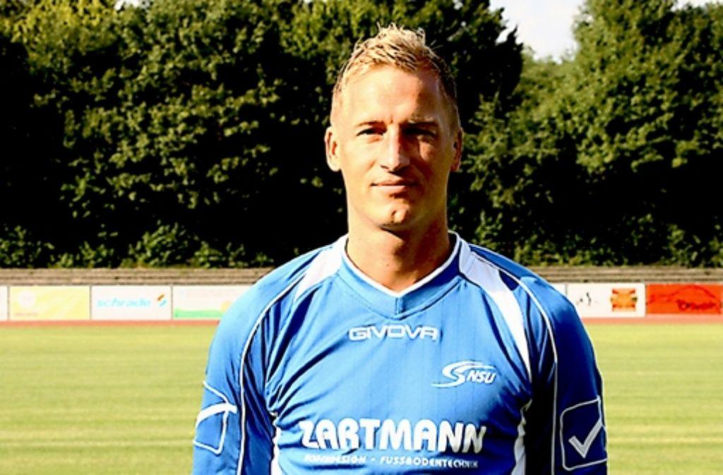 Der Neckarsulmer Spielertrainer Timo Böttjer kennt sich mit Pokalsensationen aus. Foto: StZ