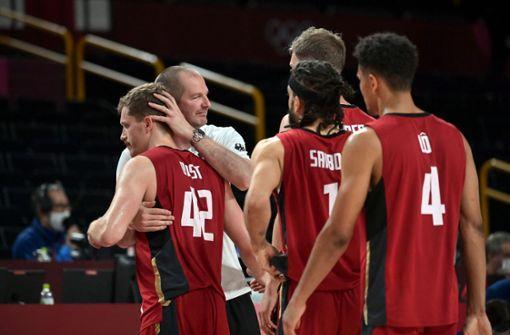 Medaillentraum für deutsche Basketballer geplatzt
