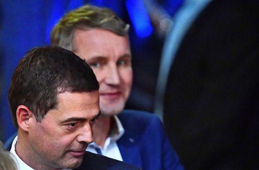 Thüringer AfD-Flirt belastet  CDU