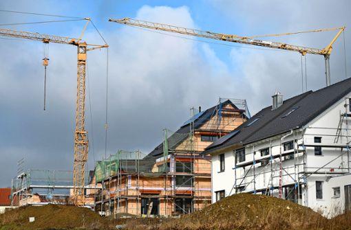 Häuser werden kaum noch teurer