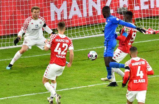 FSV Mainz 05 und die TSG 1899 Hoffenheim teilen sich die Punkte