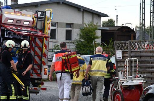 13-Jähriger steigt auf Waggon und stirbt - Ermittler untersuchen Unfall