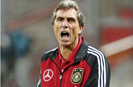 Rainer Adrion mischt wieder beim VfB  mit