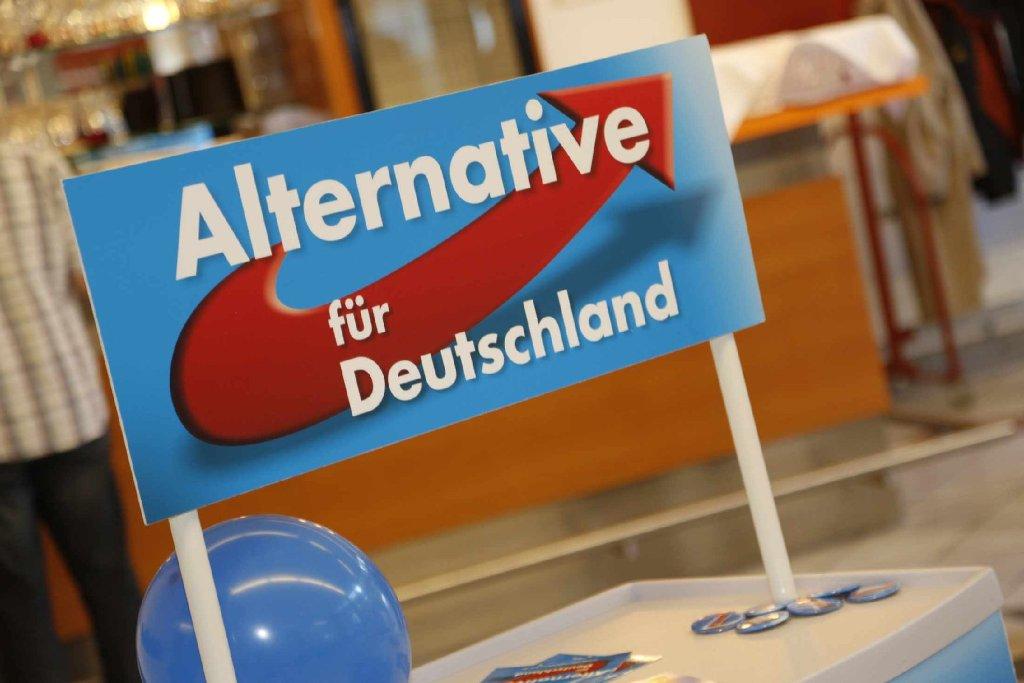 Rund um die AfD-Veranstaltung in der Untertürkheimer Sängerhalle gab es Gerangel. Foto: 7aktuell.de/Archivfoto