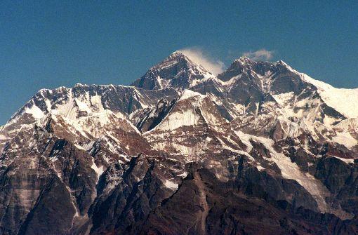 Mann nach 47 Tagen im Himalaya gerettet
