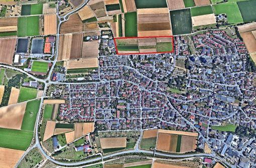 Neuer Wohnraum in Hirschlanden nimmt Gestalt an