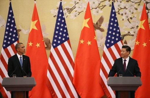 Xi kontert Obama-Kritik scharf