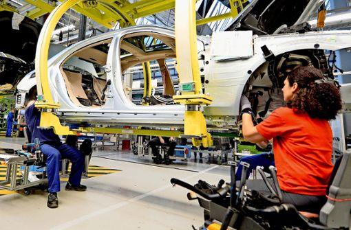 Auch Daimler-Ausweis wird bei Feinstaub zu Fahrschein