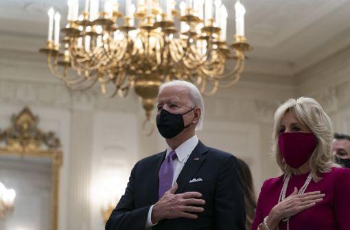 Wie Joe Biden die USA wieder zu einem normalen Land machen will