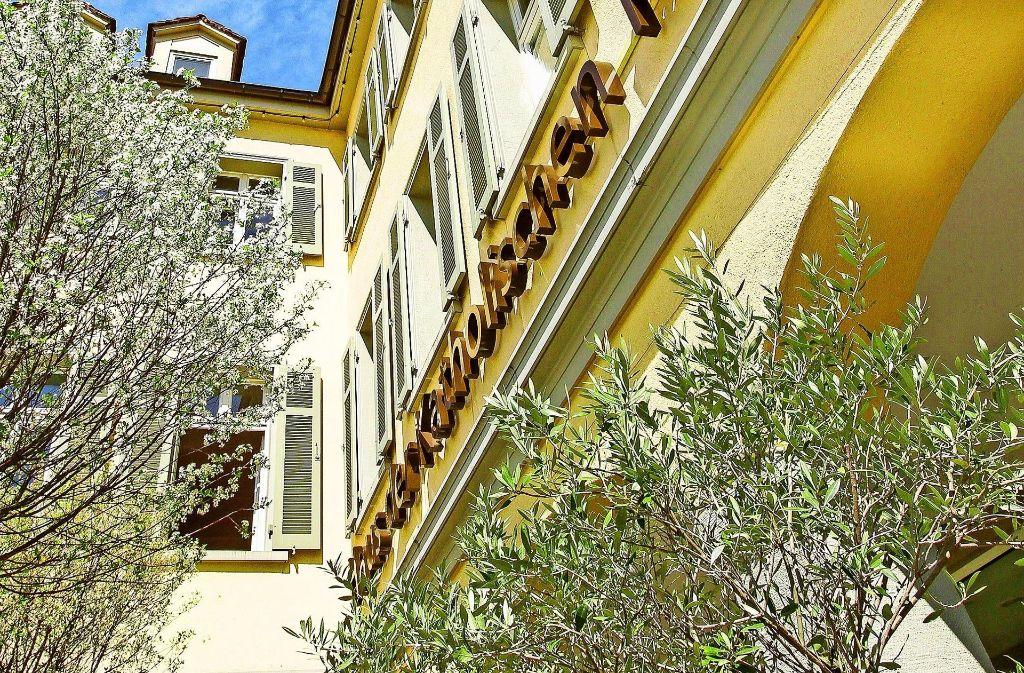 Die katholischen Gemeinden haben das Eckhaus am Marktplatz gekauft. Foto: factum/Bach