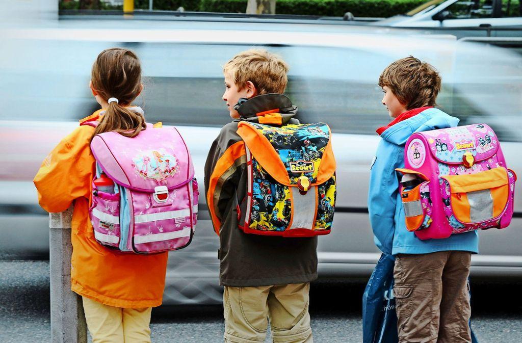 Aufpassen allein reicht oft nicht. Die Schülerversicherung hat ein paar Lücken geschlossen. Foto: dpa