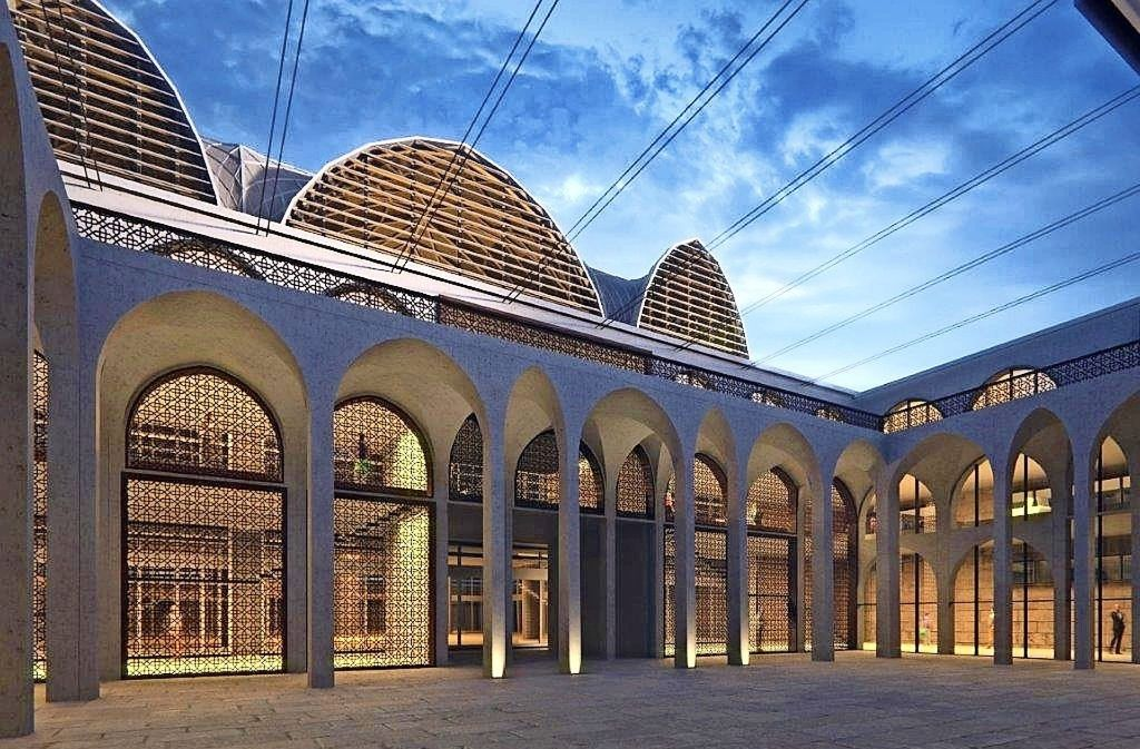 So könnte die Moschee in Feuerbach aussehen. Foto: SL Rasch