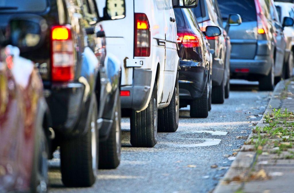 Autofahrer müssen von Montag an mit Vollsperrungen und Behinderungen in Vaihingen/Enz rechnen. Foto: dpa