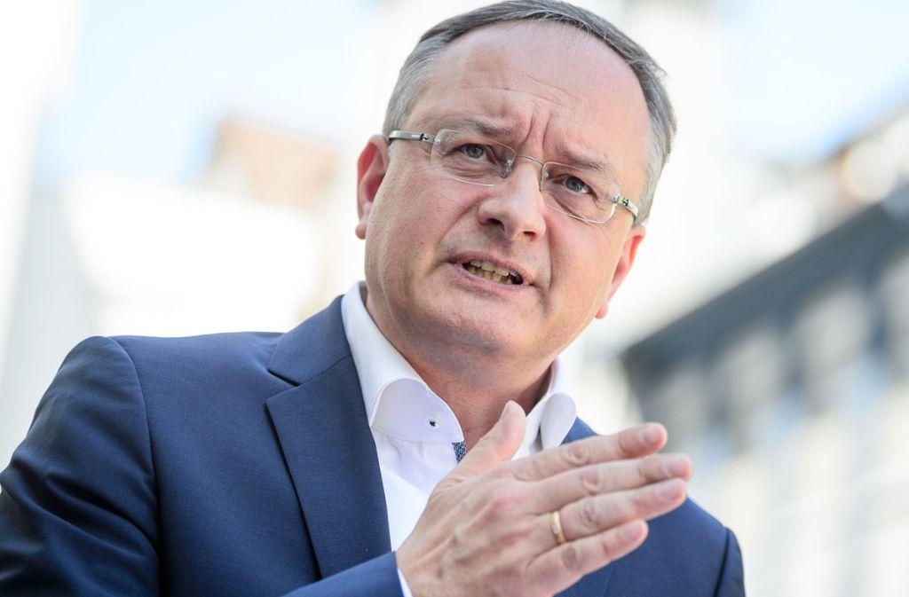 Andreas Stoch wird vielfach aufgefordert, sich um die Breymaier-Nachfolge zu bewerben, um die Partei in Richtung Landtagswahl 2021 zu führen. Foto: dpa