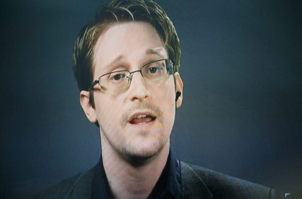 Edward Snowden ist vor einigen Jahren zu einer Art Gesicht des Whistleblowers geworden. Foto: dpa