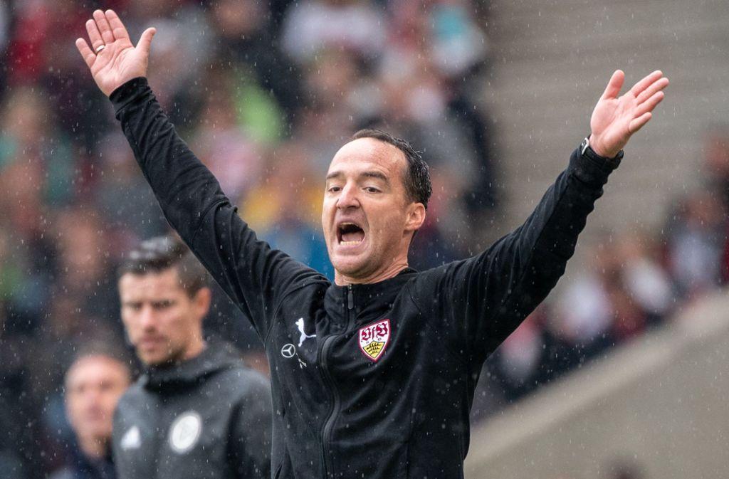 Nico Willig hat einen flammenden Appell an die Fans gerichtet. Foto: dpa