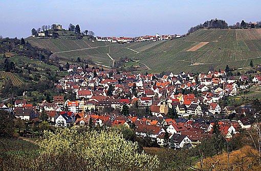 Von Obertürkheim bis Rohracker
