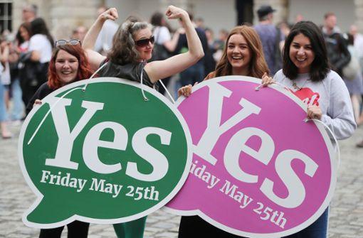 Klares Ja für Lockerung des Abtreibungsverbots
