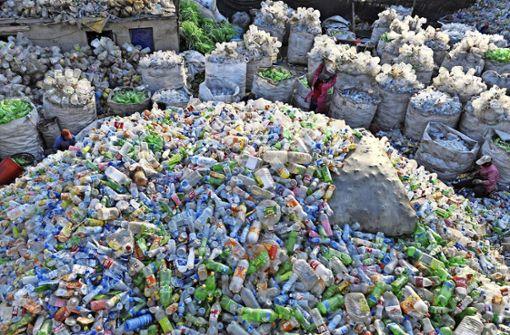 Wie stehen Sie zu Getränken in Plastikflaschen?