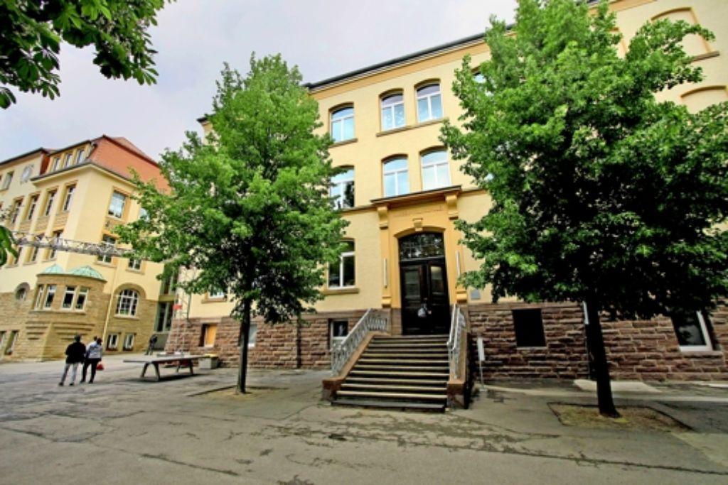 Gleiche Schulart, unterschiedliche Kultur: eine  Fusion von  Pestalozzi- und  Anton-Bruckner-Schule (rechts) wird es vorerst nicht geben. Foto: factum/Bach