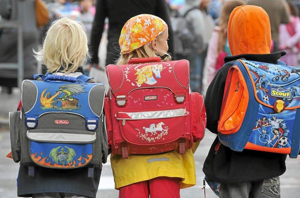 Ethik in der Grundschule muss nicht zwingend angeboten werden. (Symbolfoto) Foto: dpa
