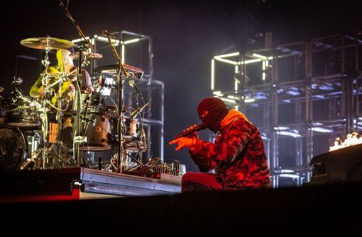 HipHop, Rock und Synthie-Reggae – Twenty One Pilots in  Stuttgart
