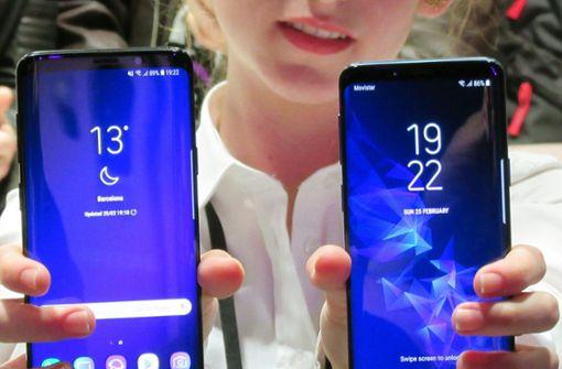 Samsung Galaxy S9 ab Freitag im Handel