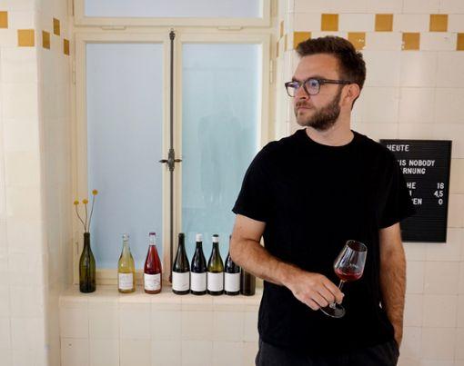 Neues Weingeschäft Offgrid im Stuttgarter Lehenviertel