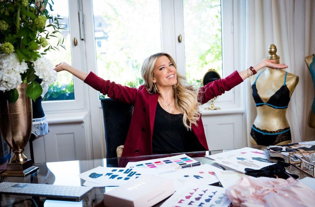 Das Lächeln kam zu früh: Sylvie Meis' neue Dessous-Show hat nicht  überzeugt. Foto: RTL
