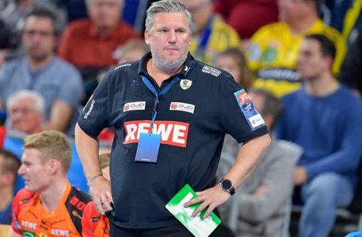 Rückschlag für Rhein-Neckar Löwen