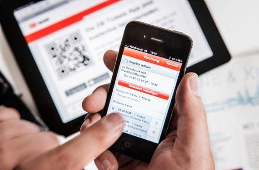 Deutsche Bahn will Kunden mehr Digitaldienste bieten