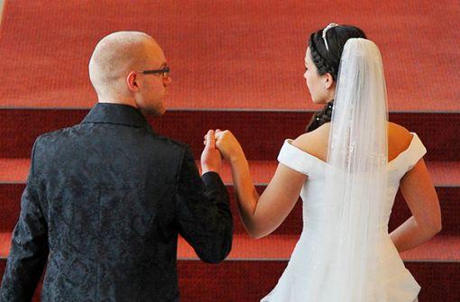 Wo gehen weniger Ehen in die Brüche?