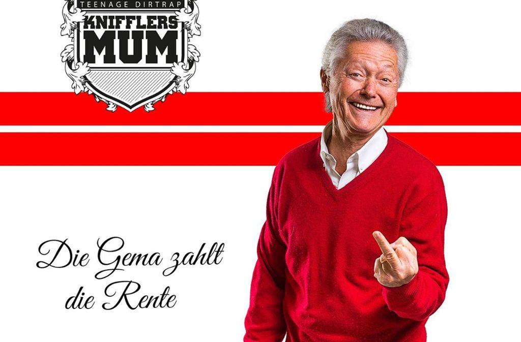 Selbstironisch bis zum Albumtitel: Kniffler's Mum Foto: Promo