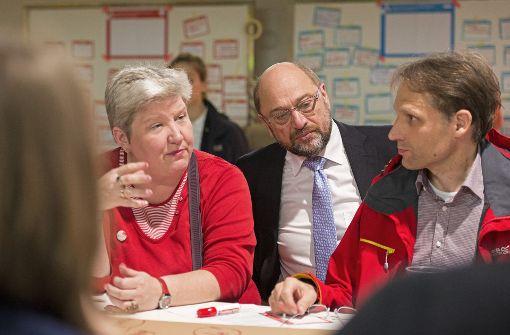SPD am Scheideweg
