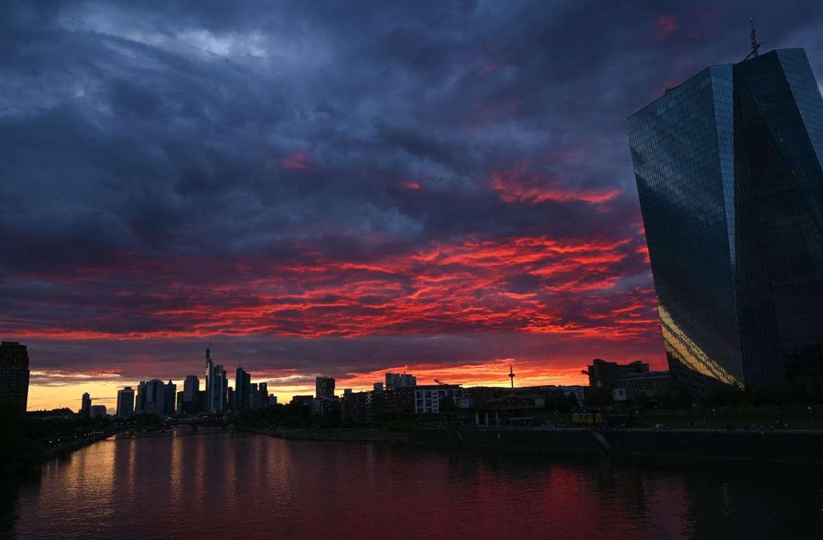 Den Leitzins im Euroraum beließ der EZB-Rat am Donnerstag auf dem Rekordtief von null Prozent Foto: dpa/Arne Dedert