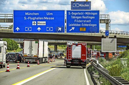 Autobahn wird unter die Erde verlegt