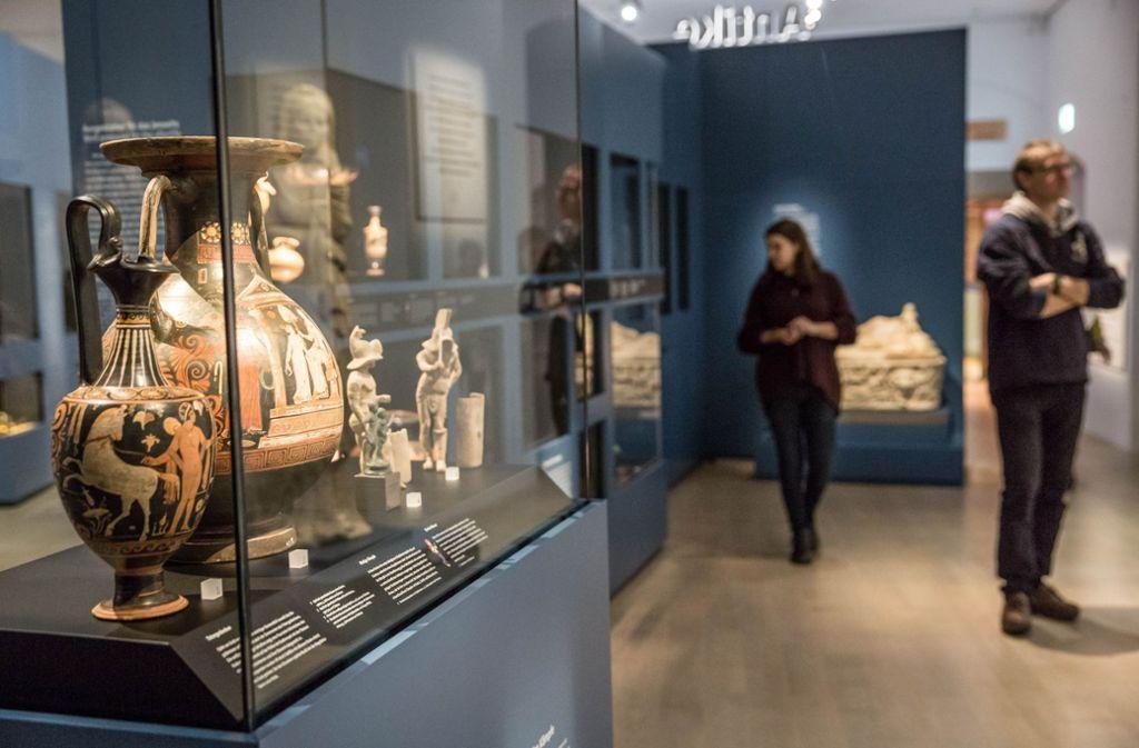 Seit 2018 ist Eintritt in das Landesmuseum in Stuttgart zwar frei. Ein paar Regeln gelten aber trotzdem. Foto: Lichtgut/Julian Rettig