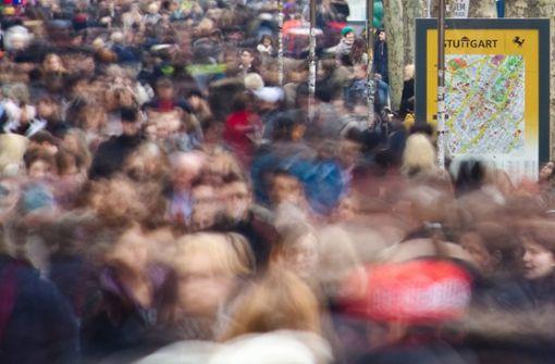 Rund jeder dritte Einwohner hat Migrationshintergrund