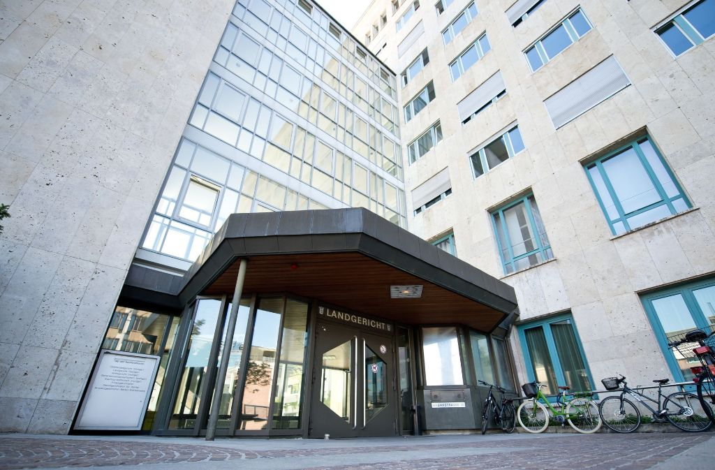 Wann das Urteil am Landgericht Stuttgart gesprochen wird, ist noch offen. Foto: dpa