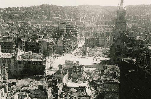 Als Stuttgart in Trümmern versank