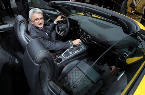 Audi-Chef Stadler verhaftet - VW-Aufsichtsrat tagt