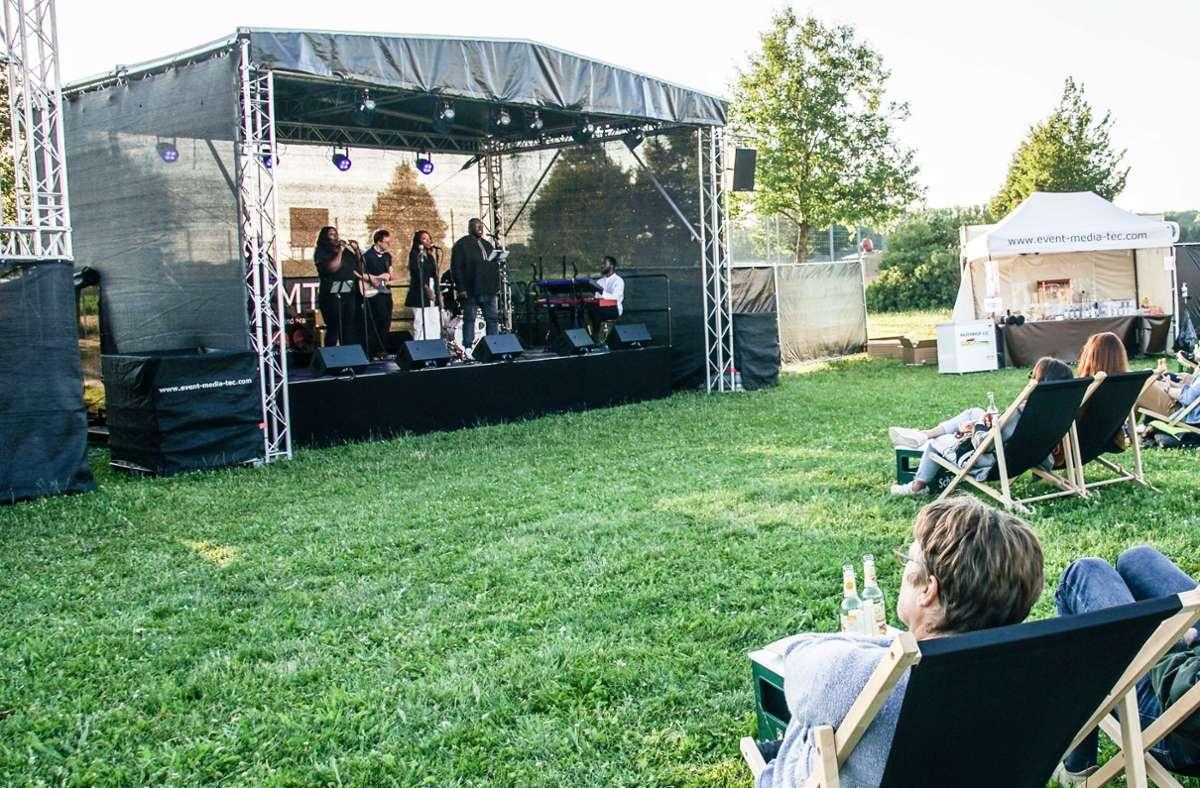 """Wie schon im vergangenen Jahr, macht """"Kultur im Freien"""" auch diesmal wieder Station in Holzgerlingen. Am 10. Juni ist  dort die erste Veranstaltung geplant. Foto: EMT Event-Media-Tec GmbH /Copyright EMT Event-Media-Tec GmbH"""