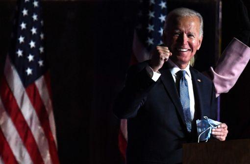 Lichtblicke für Biden – kein Durchmarsch