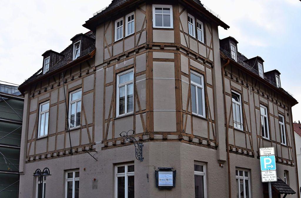 Das alte Gasthaus Lamm soll nach den Wünschen der Wangener zu einem Bürgertreff umgestaltet werden. Eine Machbarkeitsstudie bildet die Grundlage. Foto: Mathias Kuhn