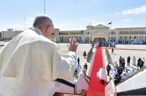 Papst räumt Missbrauch von Nonnen durch Priester und Bischöfe ein